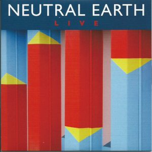 Neutral Earth Live Cd front