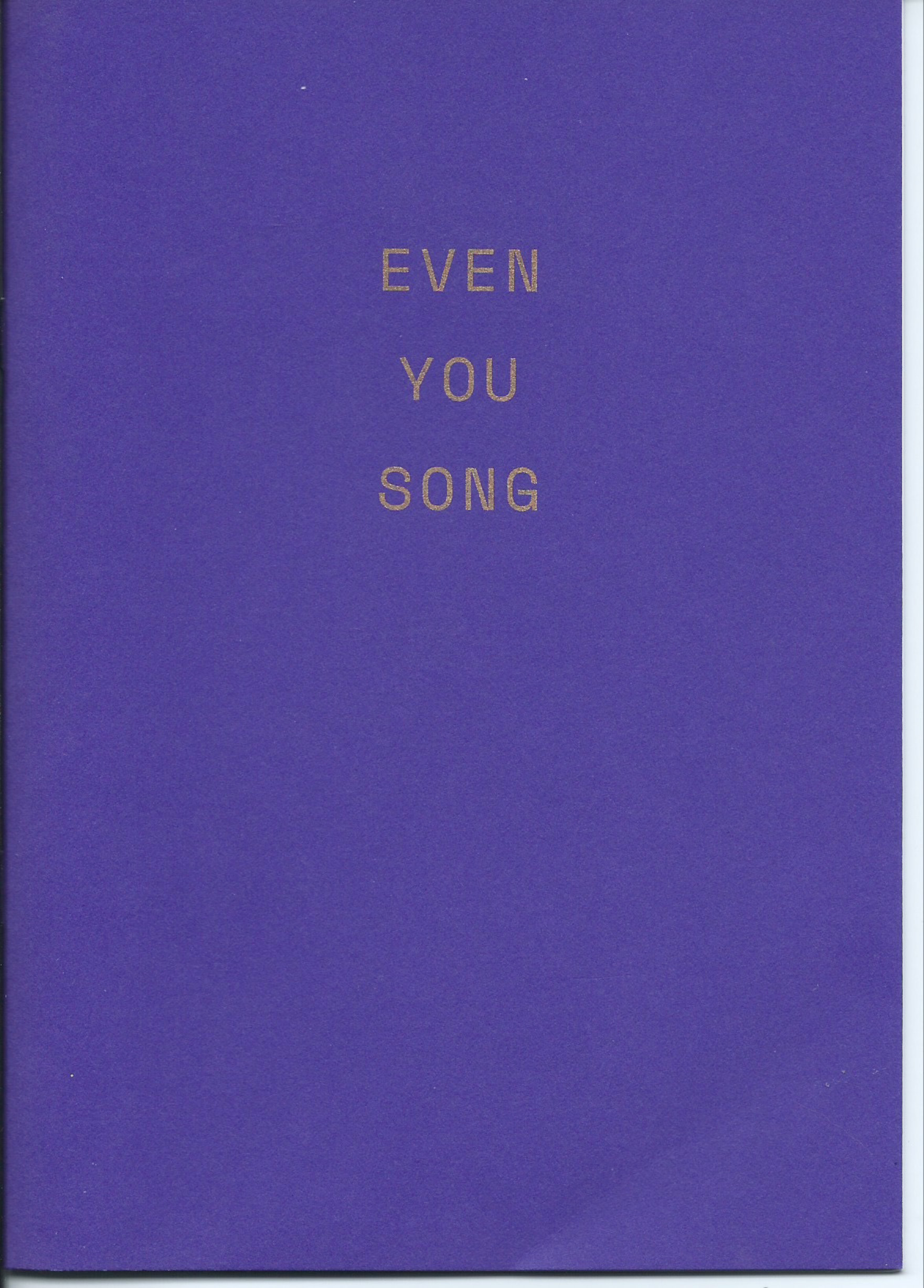 Even You Song, 2017